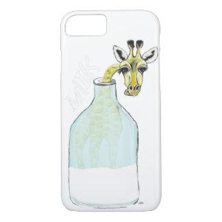Giraf Milk iPhone 8/7 Case