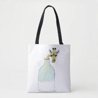 Giraf Milk Tote Bag