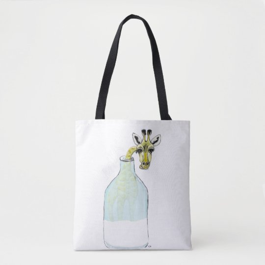 Giraf Milk Tote Bag