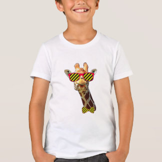 Giraffe 001 T-shirts