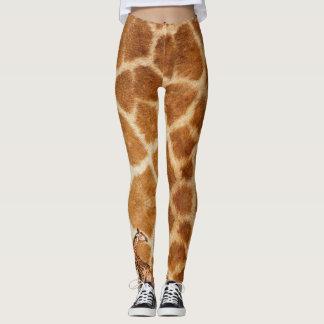 Giraffe 1A Leggings