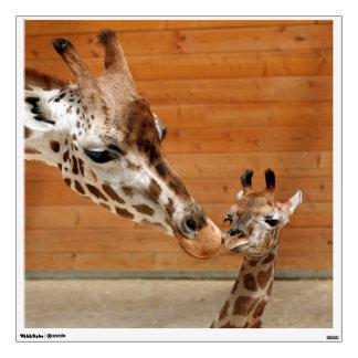Giraffe_20151101_by_JAMFoto Wall Sticker