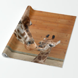 Giraffe_20151101_by_JAMFoto Wrapping Paper