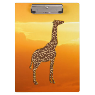 Giraffe 2 clipboard