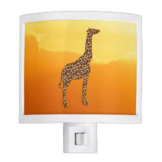 Giraffe 2 night light