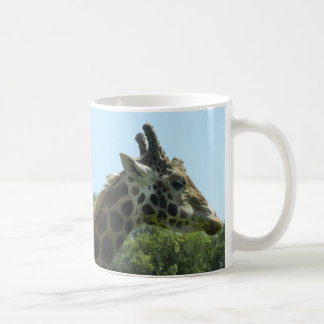Giraffe 2-panel Classic Mug