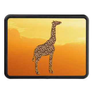 Giraffe 2 trailer hitch cover