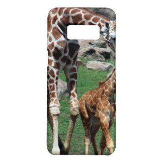 Giraffe Africa Safari Animal Personalize Giraffes Case-Mate Samsung Galaxy S8 Case