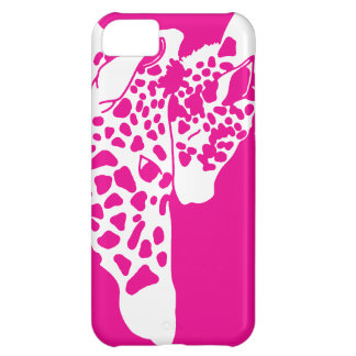 Giraffe and Baby iPhone 5C Cases