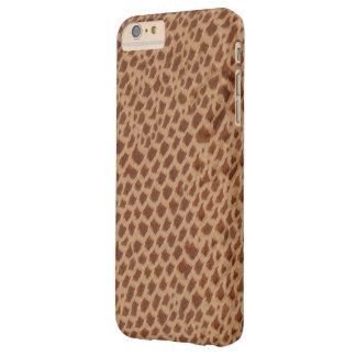 Giraffe Animal Print Pattern - Apple Iphone Case
