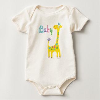 Giraffe & Baby by Andi Bird Creeper
