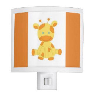 Giraffe Baby Night Light