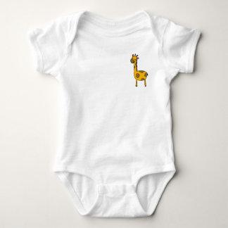 Giraffe Baby Outfit Baby Bodysuit