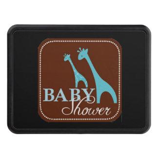 Giraffe Baby Shower Trailer Hitch Covers