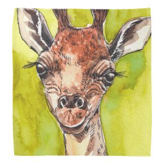 Giraffe Bandana