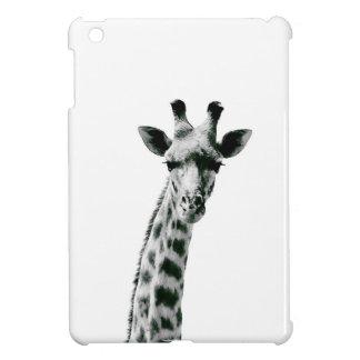 Giraffe Black and White iPad Mini Case