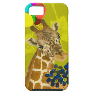 Giraffe brings congratulations. case for the iPhone 5
