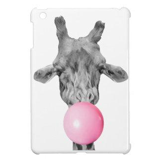 giraffe bubble iPad mini cover