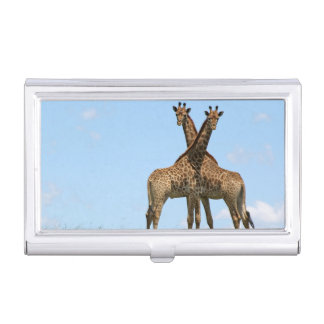 Giraffe Business Card Holder