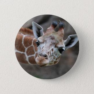 Giraffe  Button