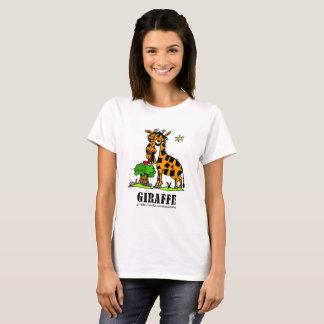 Giraffe by Lorenzo Women's T-Shirt