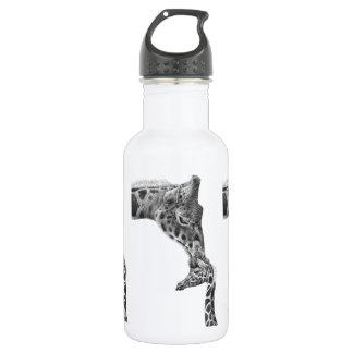 Giraffe & Calf Liberty Bottle