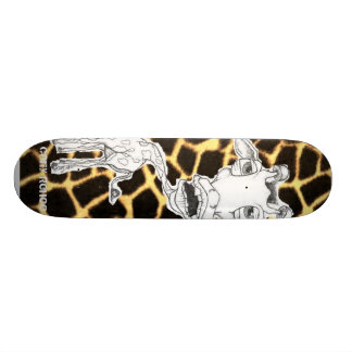 GIRaffe, Carly Renee Skateboard