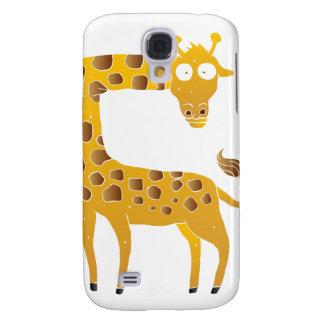 giraffe cartoon.