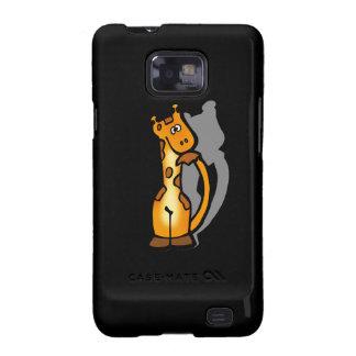 Giraffe Samsung Galaxy S2 Covers