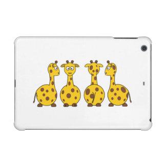 Giraffe Cute Cartoon iPad Mini Retina Cover