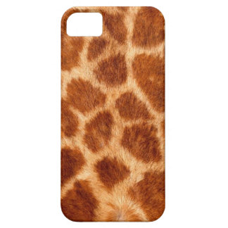 Giraffe design phone case