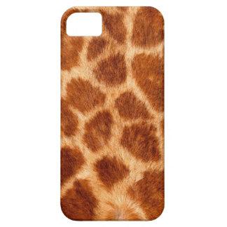 Giraffe design phone case
