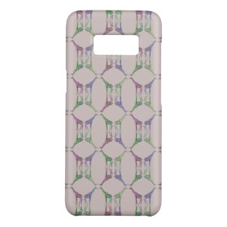 Giraffe Diamond Case-Mate Samsung Galaxy S8 Case