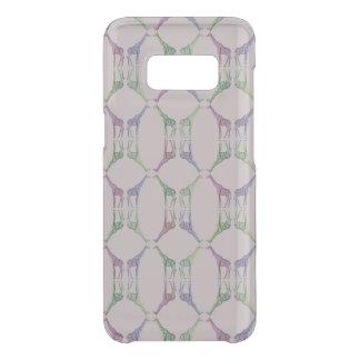 Giraffe Diamond Get Uncommon Samsung Galaxy S8 Case