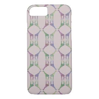 Giraffe Diamond iPhone 8/7 Case