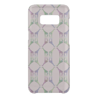Giraffe Diamond Uncommon Samsung Galaxy S8 Case