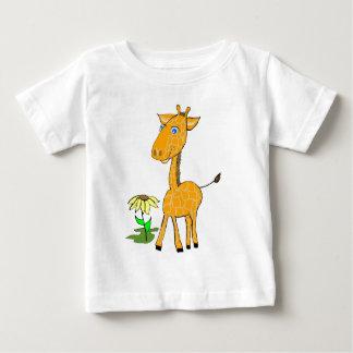 giraffe fun day baby T-Shirt