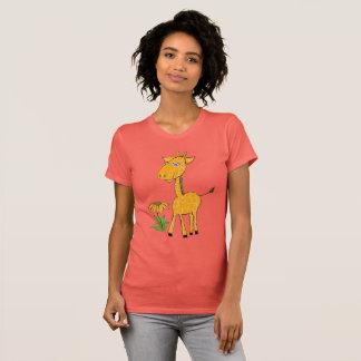 giraffe fun day T-Shirt