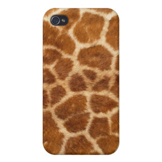 Giraffe Fur iPhone 4 Case