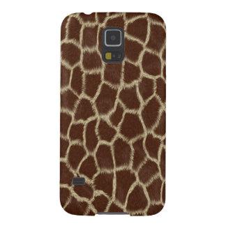Giraffe Galaxy S5 Cover