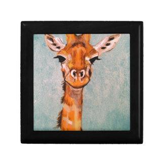 Giraffe Gift Box