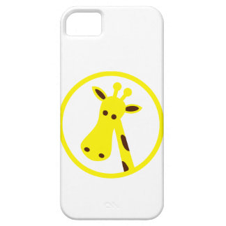 Giraffe Head Case For The iPhone 5