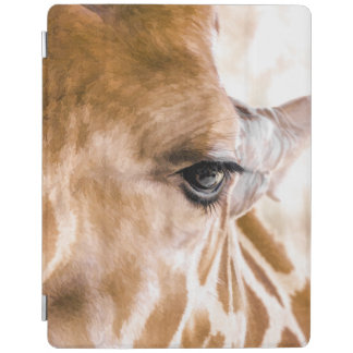 Giraffe Hello Case iPad Cover