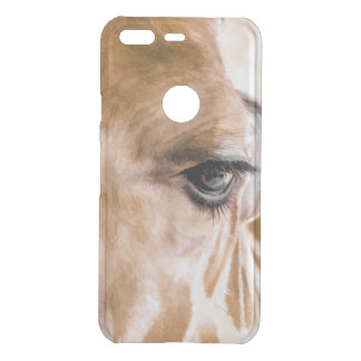 Giraffe Hello Pixel Phone Case