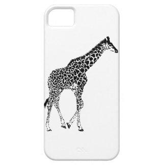 Giraffe I phone case