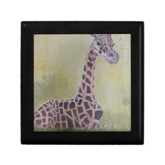 Giraffe in Africa Gift Boxes