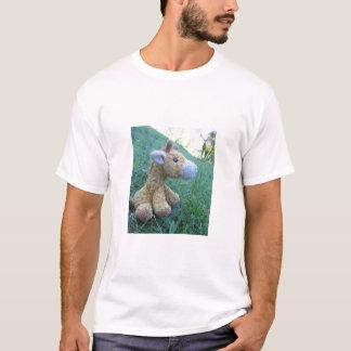 Giraffe in the Wild T-Shirt