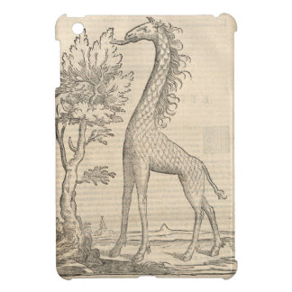 Giraffe iPad Mini Covers
