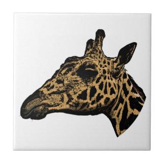 Giraffe Logo Tile