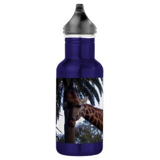 Giraffe Lookout, 532 Ml Water Bottle
